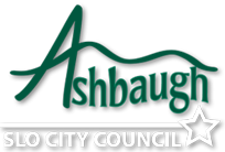 John Ashbaugh SLO City Council