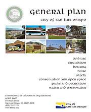 SLO City General Plan. San Luis Obispo City Council