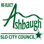 Re-elect Ashbaugh green-on-white