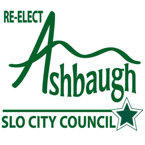 Re-elect Ashbaugh green-on-white