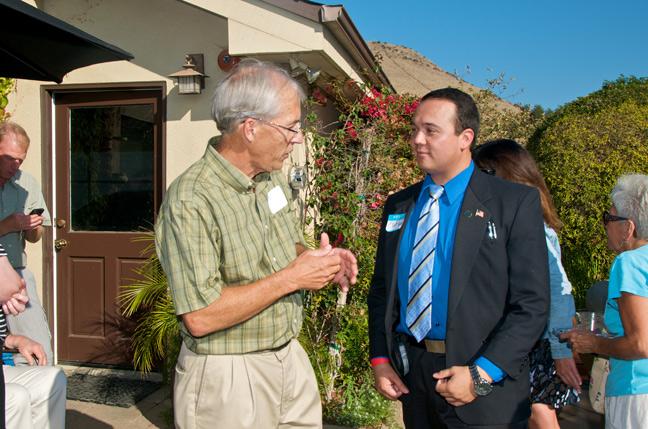 Re-elect John Ashbaugh to SLO City Council Event, Sept. 23rd